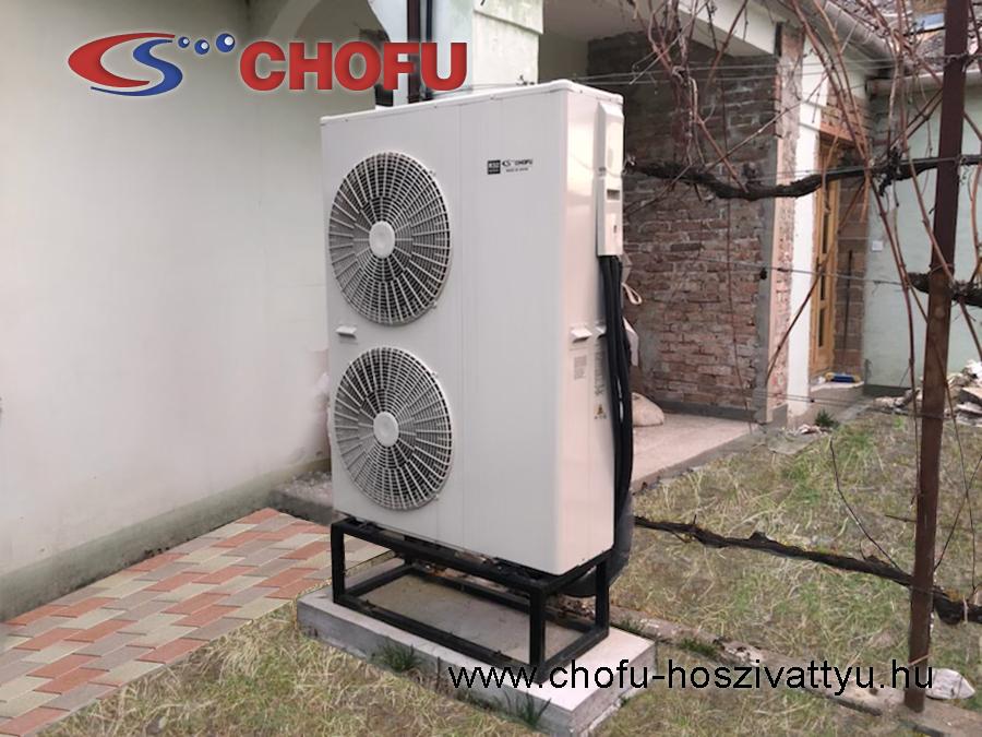 Chofu Császár 12 kW