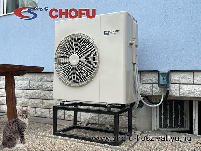 Chofu 10 kW Kóny